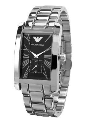 Emporio Armani AR0156 Classic Herrenuhr   UhrenBay