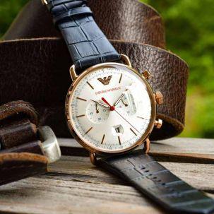 Emporio Armani AR11123 Chronograph Herrenuhr | UhrenBay