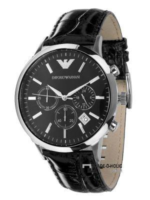 Emporio Armani AR2447 Herrenuhr Chronograph | UhrenBay