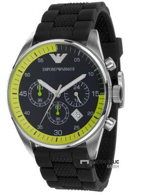Emporio Armani AR5865 Herrenuhr Chronograph