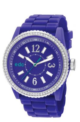 EDC Disco Glam Envy - moonlit violet mit Strass