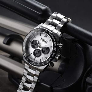 Hugo Boss Ikon 1512964 Herrenuhr Chronograph | UhrenBay