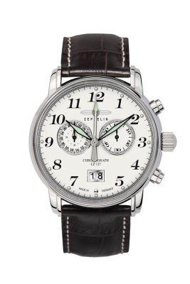 Zeppelin 7686-1 Herrenuhr Chronograph Graf Zeppelin