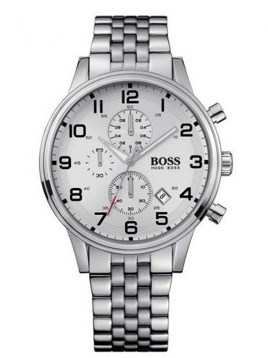 Hugo Boss 1512445 Herrenuhr Chronograph
