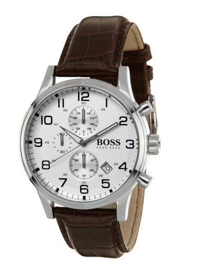 Hugo Boss 1512447 Herrenuhr Chronograph