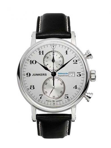 Junkers 6586-1 Expedition Südamerika Chronograph Herrenuhr