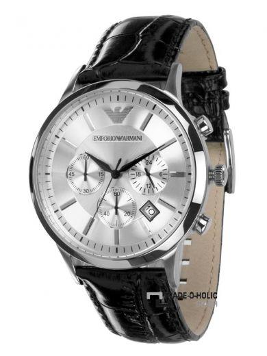 Emporio Armani AR2432 Herrenuhr Chronograph