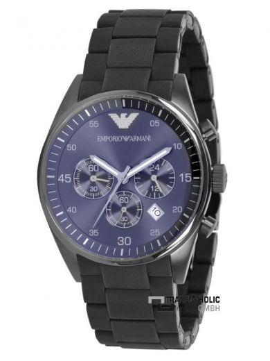 Emporio Armani AR5921 Sport Herrenuhr Chronograph