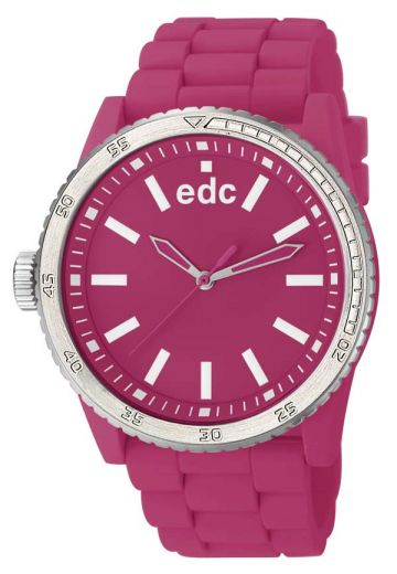 EDC Rubber Starlet - hot pink