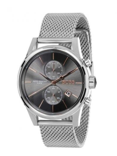 Hugo Boss 1513440 Jet Herrenuhr Chronograph