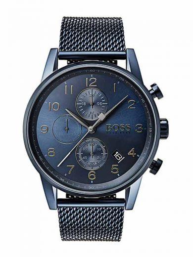 Hugo Boss 1513538 Navigator Herrenuhr Chronograph