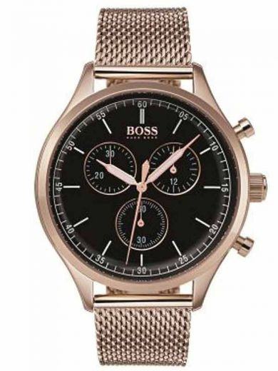 Hugo Boss 1513548 Companion Herrenuhr Chronograph