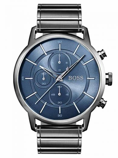 Hugo Boss 1513574 Architectural Herrenuhr Chronograph | UhrenBay